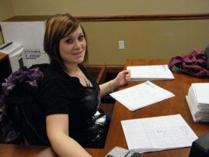 receptionista